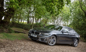 BMW 440i a driver's delight
