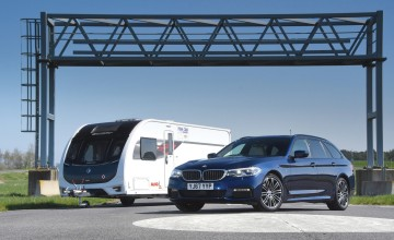 BMW 5 Series pulls tow car honours