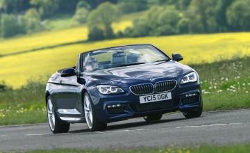 BMW 640d M Sport Convertible