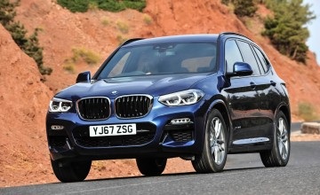 BMW X3 xDrive 2.0dM Sport