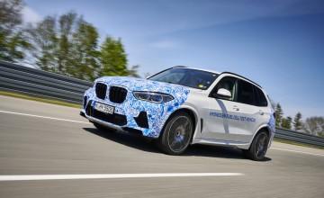 BMW sets out on hydrogen journey