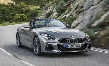 New style for latest BMW Z4
