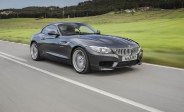 BMW broadens Z4 appeal