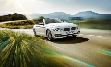 BMW reveals sporty convertible