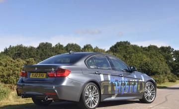 Hybrid powerhouse from BMW