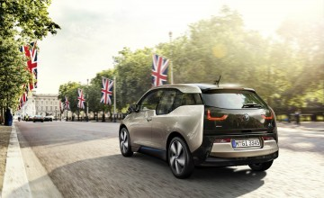BMW launches its electric charge