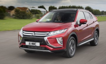 Latest SUV from Mitsubishi