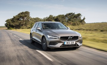 Volvo's new V60 estate is brilliant