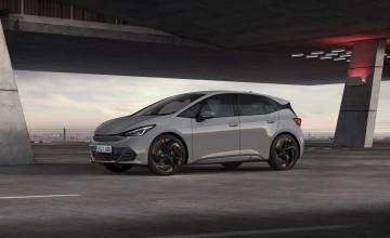Cupra goes electric with Born EV
