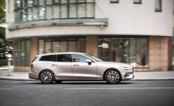 Volvo V60 a breath of fresh air