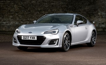 Subaru BRZ pure delight