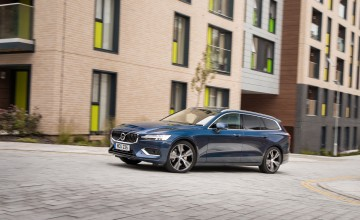 Volvo V60 an alternative to SUVs