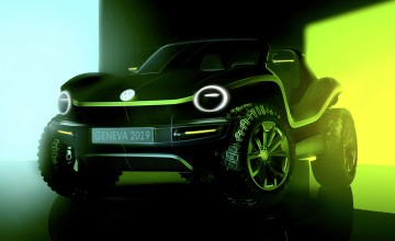 VW buggy is back - but now it's electric