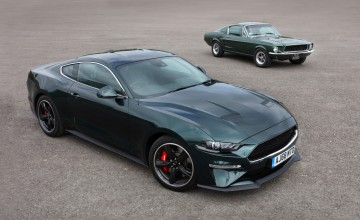 Bullitt run extended for Ford Mustang