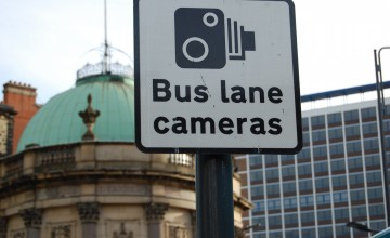 Councils pull in £41m from bus lanes
