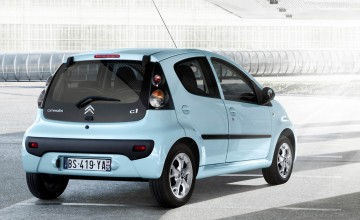 Sharper style for city Citroen