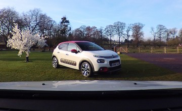 Citroen C3 - the 'cam do' car
