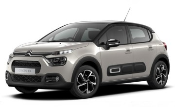 Citroen C3 lands with a bump