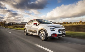 Citroen C3 a socialable car