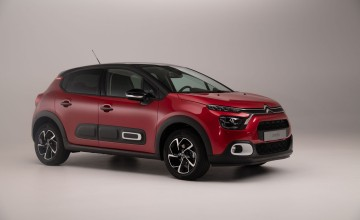New look for Citroen C3