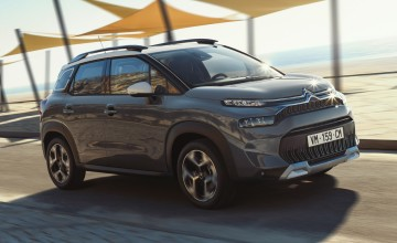 Facelift for Citroen C3 Aircross