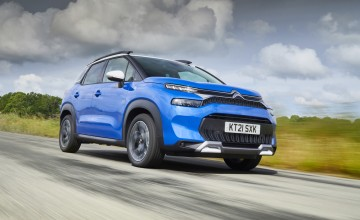New look for Citroen C3 Aircross
