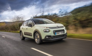 Citroen C3 finds glass ceiling