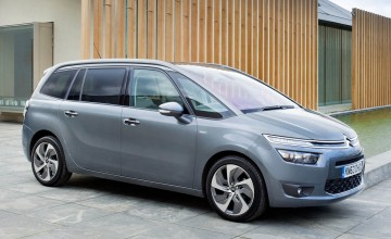 Citroen C4 Grand Picasso 150 Exclusive+ Blue HDi