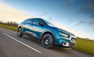 Citroen grows a Cactus with style