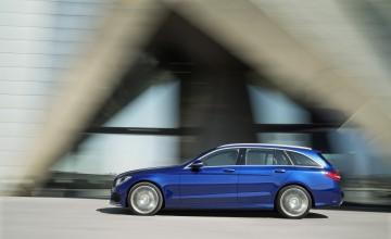 Mercedes ups C-Class range