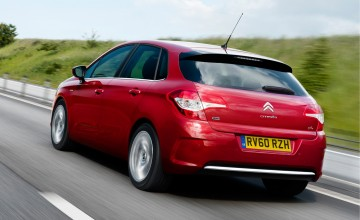 C4 shows off Citroen's new style