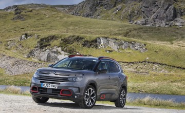 Citroen C5 Aircross Flair Blue HDi 180 EAT8
