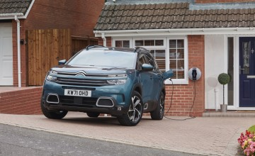 'Charge me' alert for Citroen plug-in SUV