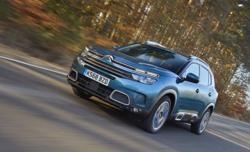Comfort and class from new C5 Aircross