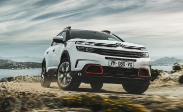 Citroen reveals new C5 Aircross SUV