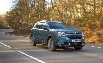 Citroen C5 Aircross Flair BlueHDi 130 Automatic