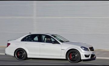 New Mercedes C63 AMG on horizon