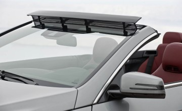 Cabriolet closes lid on E-Class range