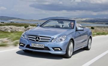 Mercedes E250 CDI BlueEFFICIENCY Sport Cabriolet