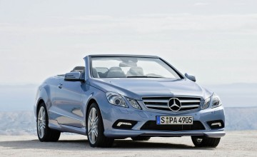 Mercedes-Benz E350 CDI BlueEFFICIENCY Sport Cabriolet