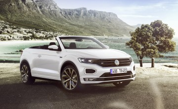 VW opens up with T-Roc Cabriolet