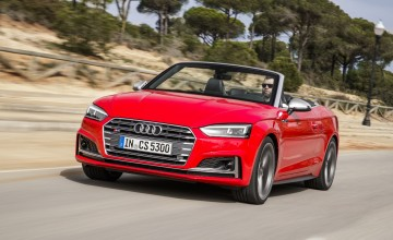 Audi goes topless with new A5