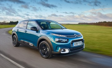 Citroen sitting comfortably with new C4 Cactus