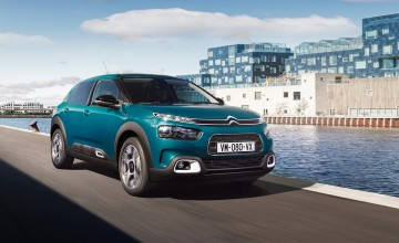 Magic carpet ride for new C4 Cactus