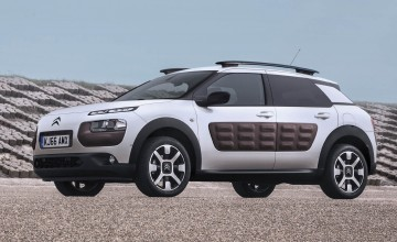 Cactus goes auto at Citroen