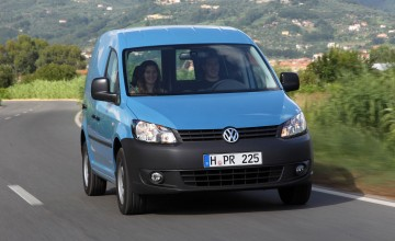 Volkswagen tees up a new Caddy