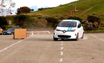 Breakthrough for Renault robo-car