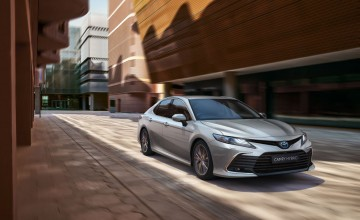 Updates for Toyota Camry