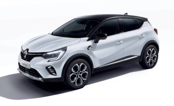 Captur now an automatic choice