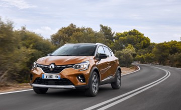 Latest Captur keeps right on trend